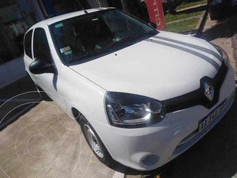 Renault Clio Work 1.2 usado (2016) color Blanco precio $860.000