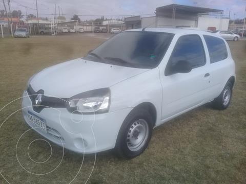 Renault Clio Work 1.2 usado (2015) color Blanco precio $850.000