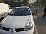Foto venta Auto usado Renault Clio 1.2 (2007) color Blanco precio $2.800.000