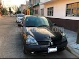 Foto venta Auto usado Renault Clio 1.6L Expression Aut (2006) color Negro precio $44,000