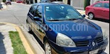 Foto venta Auto usado Renault Clio 1.6L Expression (2009) color Azul Crepusculo precio $62,500