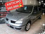 Foto venta Auto usado Renault Clio 3P 1.2 Authentique color Gris Oscuro precio $85.000