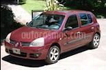 Foto venta Auto usado Renault Clio 3P 1.5 dCi Authentique (2006) color Bordo precio $150.000
