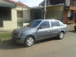 Foto venta Auto usado Renault Clio 4P 1.2 Tric Authentique (2003) color Gris