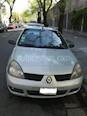 Foto venta Auto usado Renault Clio 5P 1.5 Bic dCi Authentique Pack (2007) color Gris precio $124.000