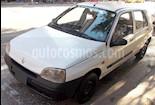 Foto venta Auto usado Renault Clio 5P 1.9 2 Bic RN DSL (1996) color Blanco precio $79.500