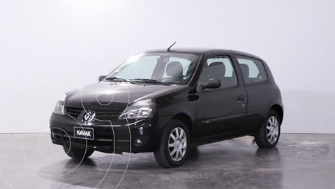 Renault Clio 5P 1.2 Authentique Pack I usado (2012) color Negro Nacre precio $720.000