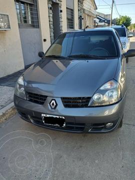 Renault Clio 3P 1.2 Campus Pack I usado (2012) color Gris precio $700.000