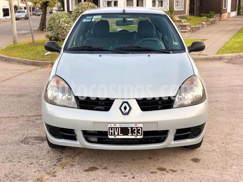 Renault Clio 5P 1.2 Pack usado (2009) color Gris precio $260.000