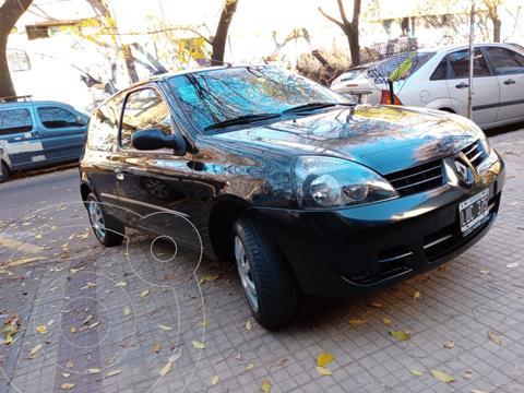 Renault Clio 3P 1.2 Campus usado (2012) color Negro financiado en cuotas(anticipo $413.400)