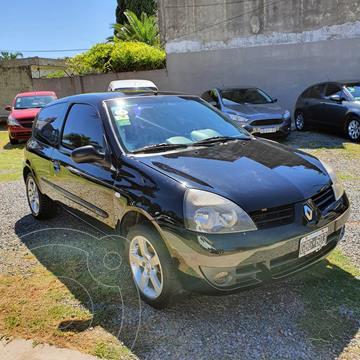 Renault Clio 3P 1.2 Bic Yahoo! Plus usado (2007) color Negro precio $439.000