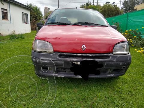 Renault Clio 3P RL usado (1998) color Rojo precio $260.000