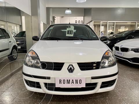 Renault Clio 5P 1.2 Pack Plus usado (2011) color Blanco precio $750.000
