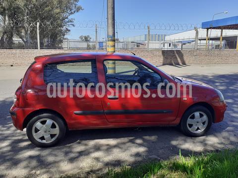 Renault Clio 3P 1.2 Authentique usado (2006) color Rojo precio $300.000