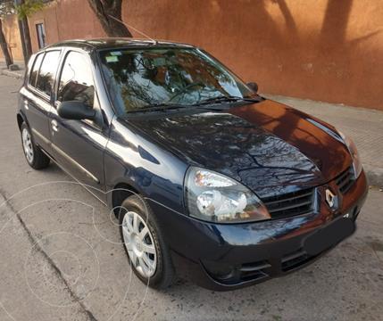 Renault Clio 5P 1.2 Campus Pack II usado (2012) color Azul Crepusculo precio $790.000