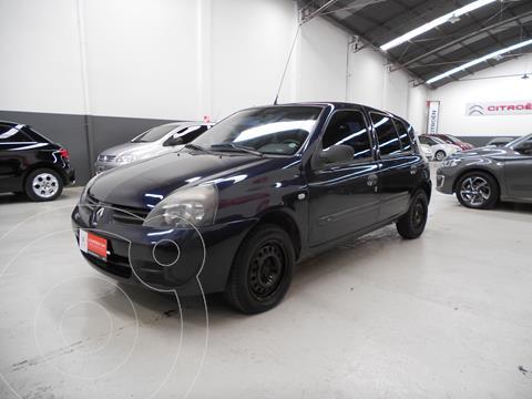 Renault Clio 5P 1.2 Pack Plus usado (2010) color Negro precio $580.400