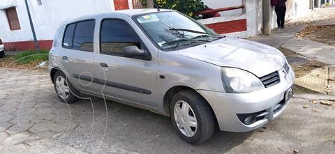 Renault Clio 4P 1.2 2 Tric RN usado (2008) color Gris precio $550.000