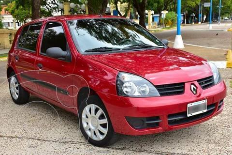 Renault Clio 5P 1.2 Campus Pack I usado (2012) color Rojo precio $770.000