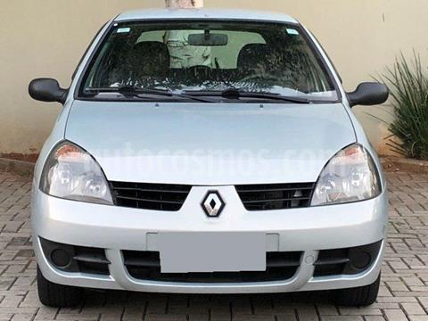 Renault Clio 5P 1.2 Campus Pack I usado (2009) color Plata precio $280.000