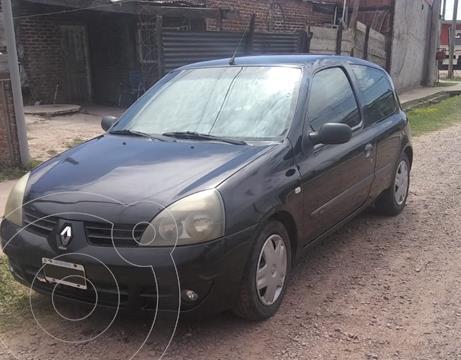 Renault Clio 3P 1.6 Sportway usado (2010) color Gris precio $680.000
