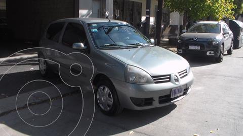 Renault Clio 3P 1.2 Pack usado (2008) color Gris precio $589.900