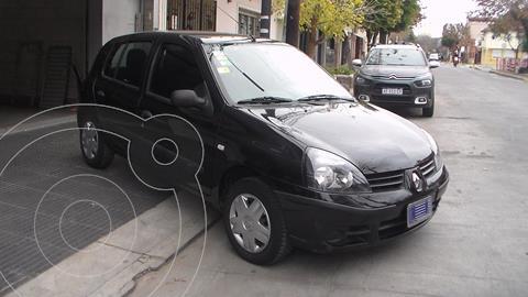 Renault Clio 5P 1.2 Pack usado (2011) color Negro precio $619.900