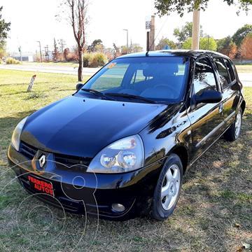 Renault Clio 5P 1.6 Bic Sportway usado (2008) color Negro precio $785.000