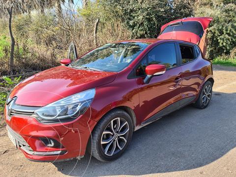 Renault Clio 1.2 Expression Color Rojo usado (2019) color Rojo precio $9.800.000