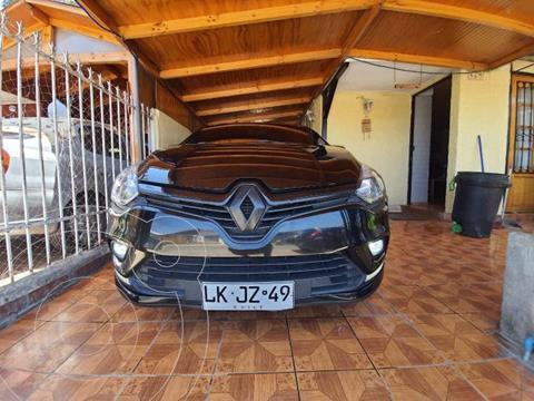 Renault Clio 1.2 Expression usado (2019) color Negro precio $11.500.000