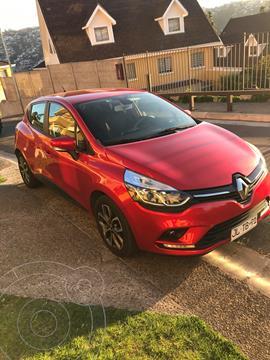Renault Clio 1.2 Expression usado (2017) color Rojo precio $9.100.000