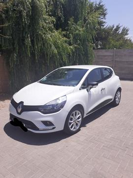 Renault Clio 1.2L Authentique  usado (2019) color Blanco precio $9.200.000