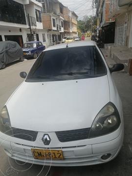 Renault Clio Clio Dynamique usado (2005) color Blanco precio $13.500.000