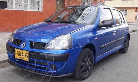 Renault Clio cool usado (2008) color Azul precio $16.500.000
