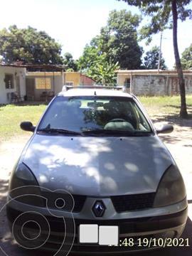 Renault Clio Dynamique 1.6L usado (2008) color Gris precio u$s2.300