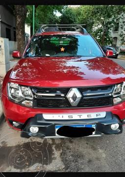 foto Renault Duster Oroch Outsider Plus 2.0 4x4 usado (2019) color Rojo Fuego precio $2.850.000