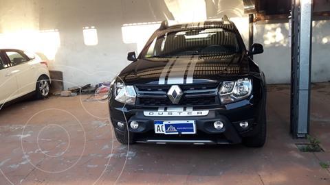 Renault Duster Oroch Outsider Plus 2.0 usado (2018) color Negro Nacre financiado en cuotas(anticipo $1.350.000)