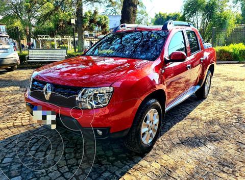 Renault Duster Oroch Dynamique  usado (2017) color Rojo precio $1.850.000