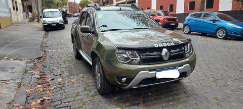 Renault Duster Oroch Privilege 2.0 usado (2018) color Verde financiado en cuotas(anticipo $1.553.300 cuotas desde $67.690)