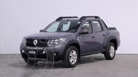 Renault Duster Oroch Outsider usado (2018) color Gris Acero precio $2.040.000