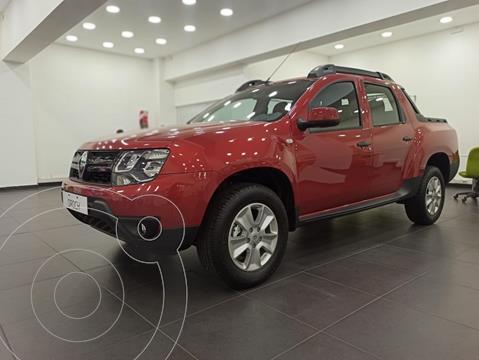 Renault Duster Oroch Dynamique  nuevo color Rojo financiado en cuotas(anticipo $350.000 cuotas desde $28.089)
