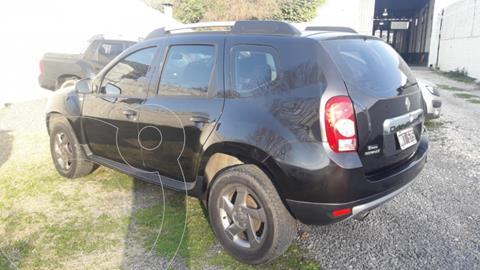 Renault Duster Oroch Dynamique 2.0 4x4 usado (2013) color Negro precio $1.345.000