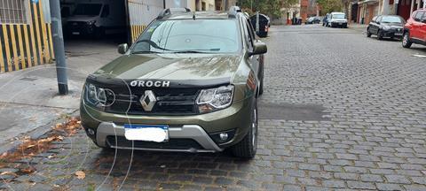 Renault Duster Oroch Privilege 2.0 usado (2018) color Verde precio $2.298.000