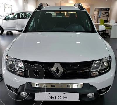 Renault Duster Oroch Dynamique  nuevo color Blanco financiado en cuotas(anticipo $880.000 cuotas desde $26.000)