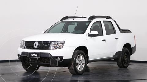 Renault Duster Oroch Dynamique 2.0 usado (2016) color Blanco Glaciar precio $2.140.000