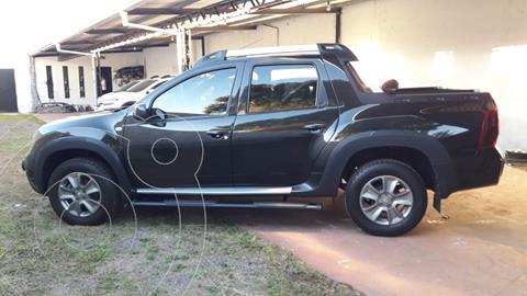 Renault Duster Oroch Dynamique 2.0 usado (2018) color Negro Nacre financiado en cuotas(anticipo $1.350.000)