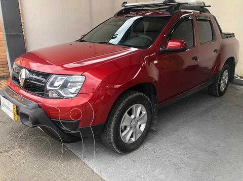 Renault Duster Oroch Expression 4x2  usado (2020) color Rojo Fuego precio $60.990.000