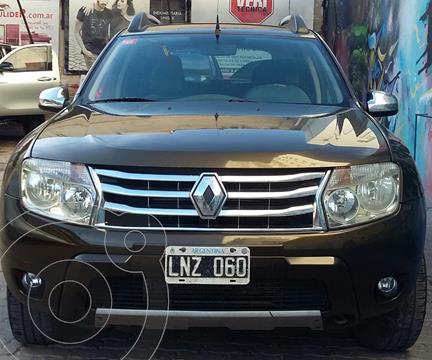 Renault Duster Privilege  usado (2012) color Verde Amazona precio $1.190.000