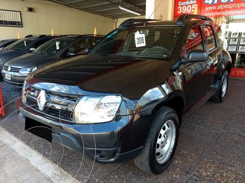 Renault Duster Expression usado (2016) color Negro Nacre precio $1.950.000