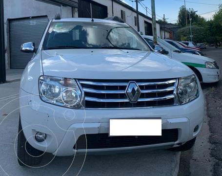 Renault Duster Luxe  usado (2013) color Blanco Glaciar precio $1.120.000