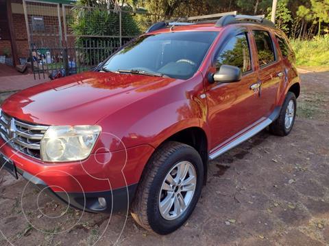 Renault Duster Confort Plus usado (2013) color Rojo precio $1.380.000